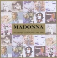 Box-the complete studio albums (1983-2008)