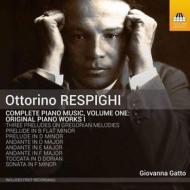 Opere per pianoforte (integrale), vol.1: brani originali