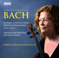 Sonate e partite per violino solo (bwv 1
