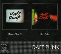 Box-human after all / daft club