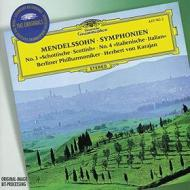 Symphonies nos.3 & 4 (sinfonie n.3, n.4)