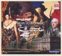 Sinfonie francesi: n.4, n.7, n.8, n.14,