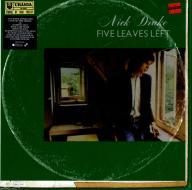 Five leaves left (ltd.edt.) (Vinile)