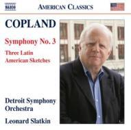 Sinfonia n.3, three latin american sketc