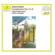 Sinfonie n.3, n.4