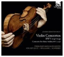 Concerti per violino bwv 1041-1043,  con