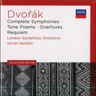 Sinfonie complete. Poemi sinfonici. Ouvertures. Requiem (9 CD)