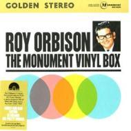 The monument vinyl box (4lp) (Vinile)