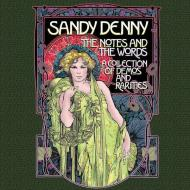 Denny sandy - the notes and the words