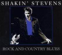 Rock and country blues