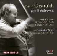 Sonata per violino n.5 op.24 ''primavera'', n.6 op.30, n.9 op.49 ''kreutzer''