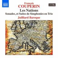 Les nations - sonades et suites de simph