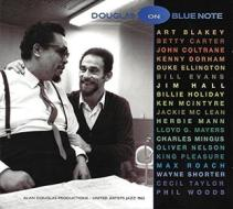 Douglas on blue note