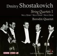 Quartetti per archi (integrale), vol.1: