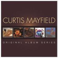 Mayfield curtis - original album series