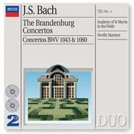 Concerti brandeburghesi - concerti bwv1043, bwv1060