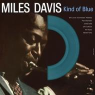 Kind of blue ( blue vinyl ) (Vinile)