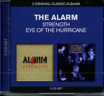 Box-eye of the hurricane / strength