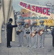 Out-a-space - the spotnicks in london