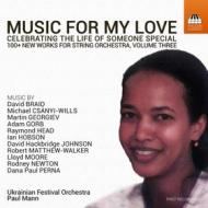 Music for my love, vol.3 - celebrating the life of a special woman