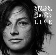 Io e te live cd + live dvd (cd size)
