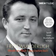 Music vor bach/music before bach - fritz