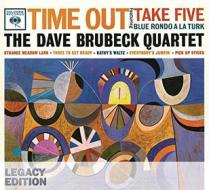 Time out legacy edition (2cd + 1dvd) 2 cd + 1 dvd