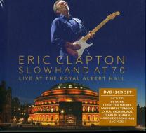 Slowhand at 70 Live at Royal Albert Hall (2cd+dvd)