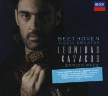 The vionin sonatas - sonate per vl e pf. complete