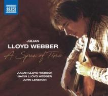 Jlulian lloyd webber: a span of time