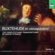 Buxtehude by arrangement: le trascrizioni di august stradal