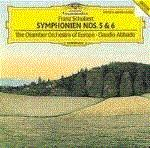 Symphonien nr.5 & 6 (sinfonie nr 5 d485 nr 6 do d589)