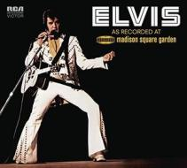 Elvis:as recorded at madison square gar