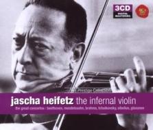 Vari-heifetz the infernal violin (prestige collection)