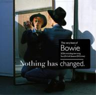 Nothing has changed. The best of David Bowie