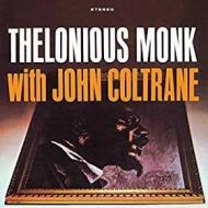 Thelonious monk with john coltrane (limited edt. vinyl transparent purple) (Vinile)