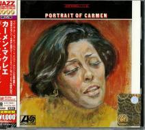 Japan 24bit: portrait of carmen