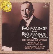 Rachmaninoff: concerti per piano integrale