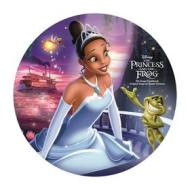 The princess and the frog (picture disc) (Vinile)