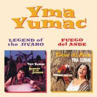 Legend of the jivaro (+ fuego del ande)