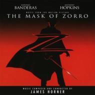 Mask of zorro -coloured- (Vinile)
