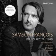 Piano recital 1960 - samson francois