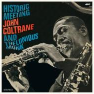Historic meeting john coltrane and thelonious monk (Vinile)