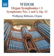 Sinfonie per organo (integrale), vol.1