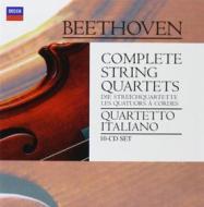 Complete string quartets (quartetti per archi completi)