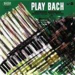 Plays bach vol. ii