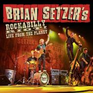 Setzer brian - rockabilly riot-live from the plane