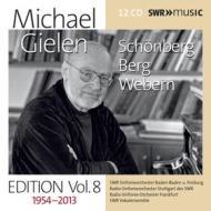 Michael gielen edition, vol.8: schoenberg, berg, webern ( 1954 2013)