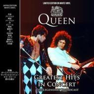 Greatest hits in concert live in tokyo (japan edt.vinyl white) (Vinile)