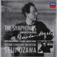 Box-le 9 sinfonie/adagio sinf.10kindertotenlieder
